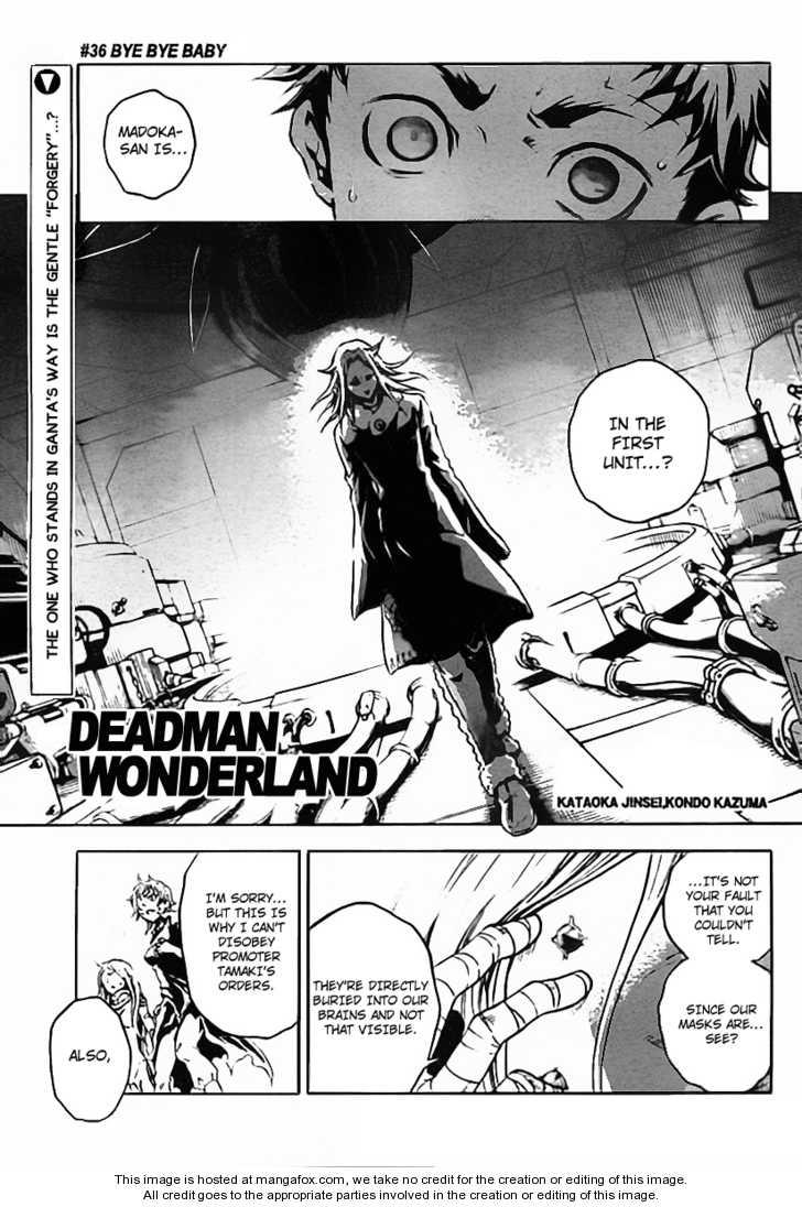 Deadman Wonderland 36 Page 1