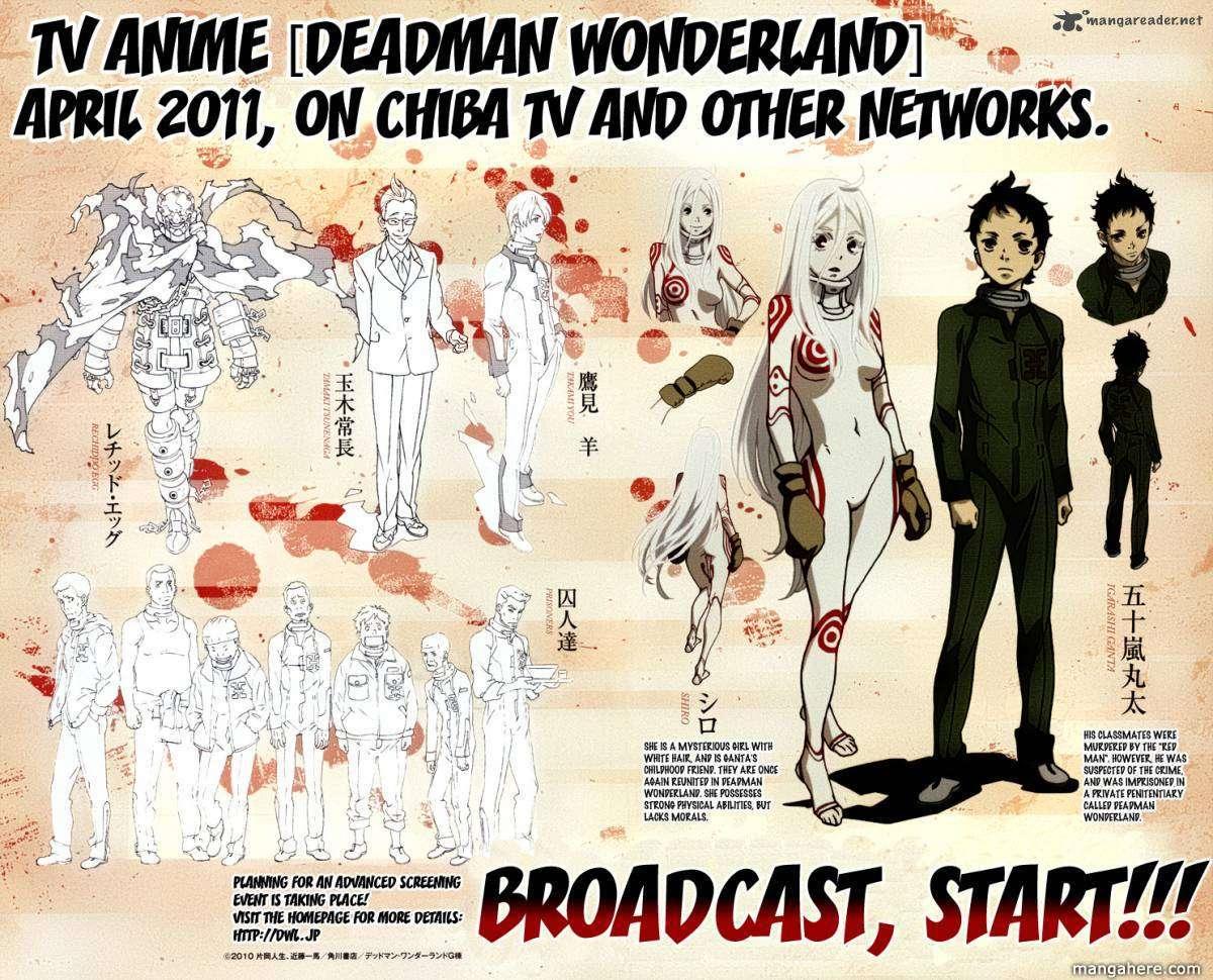 Deadman Wonderland 42 Page 2