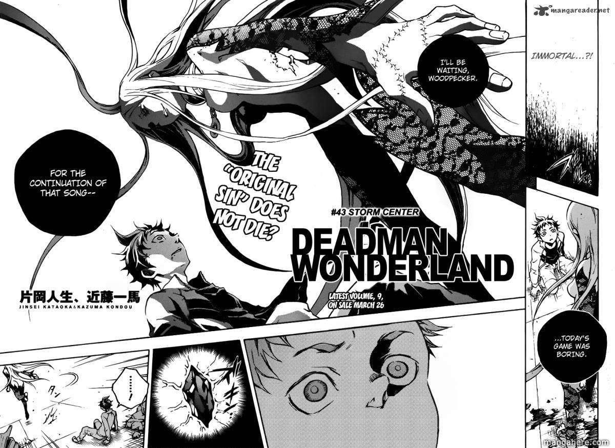 Deadman Wonderland 43 Page 2