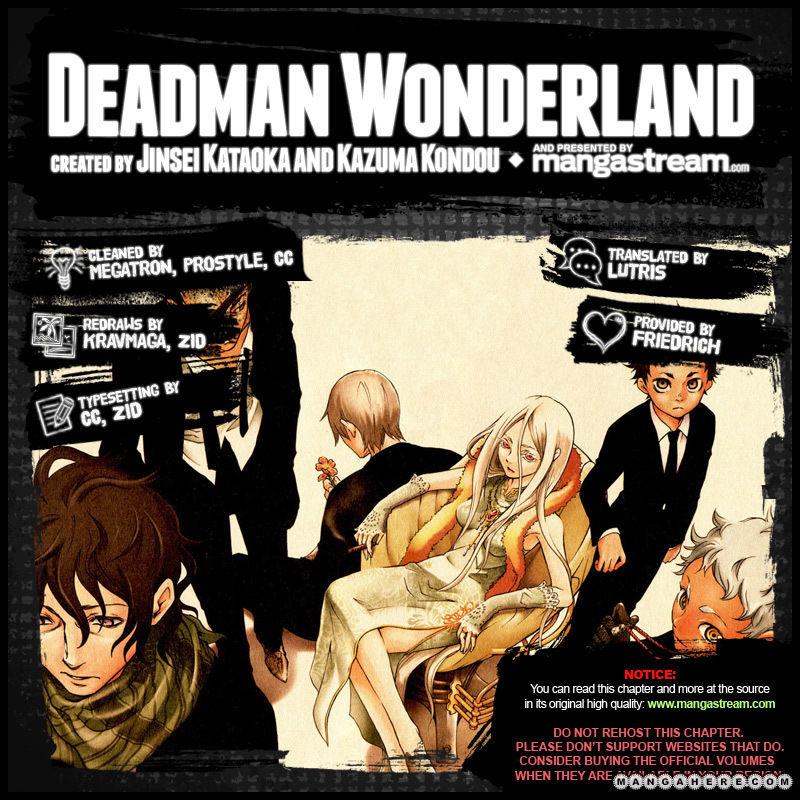Deadman Wonderland 49.2 Page 2
