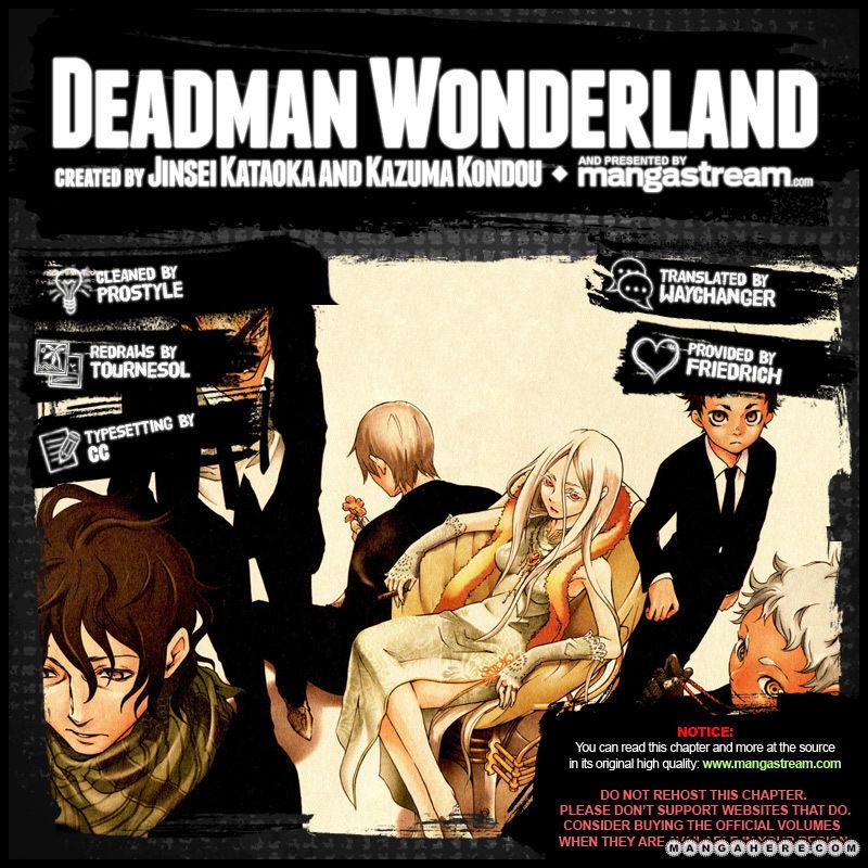 Deadman Wonderland 51 Page 2