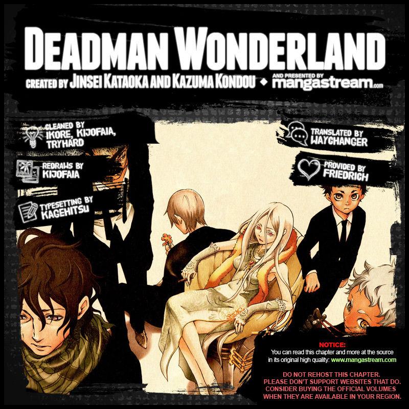 Deadman Wonderland 55 Page 2