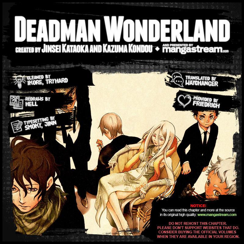 Deadman Wonderland 56.1 Page 2