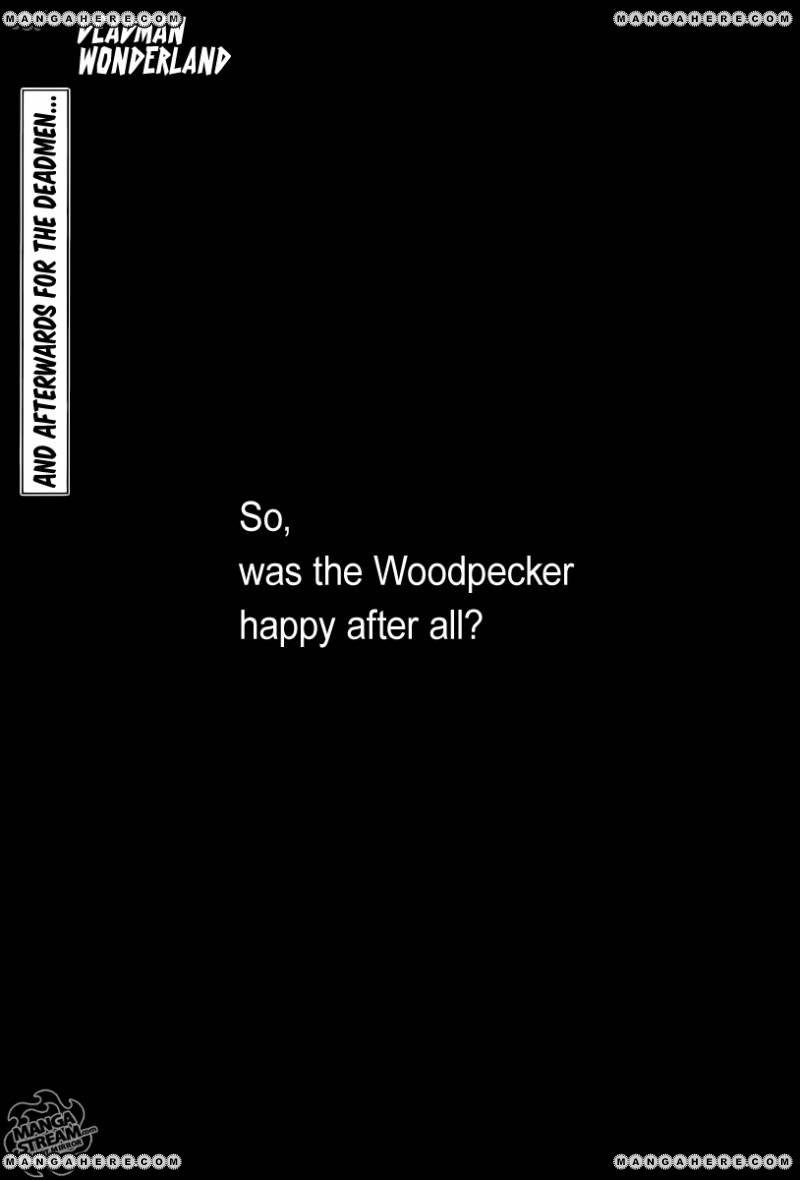 Deadman Wonderland 57 Page 1