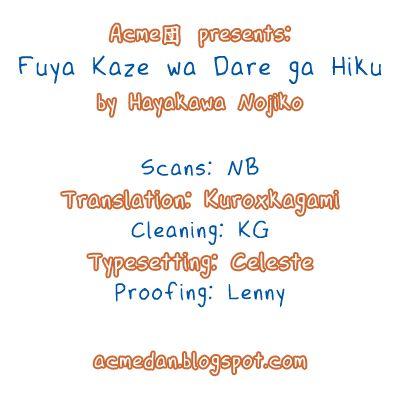 Fuyu Kaze wa Dare ga Hiku 1 Page 1