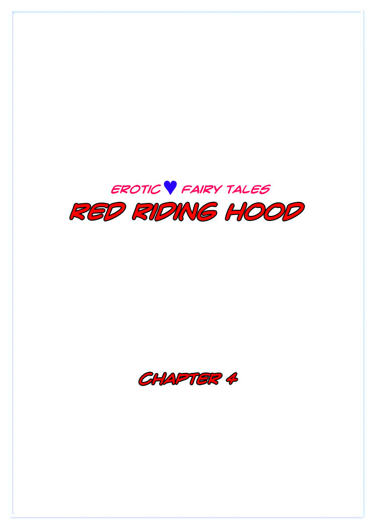 Erotic Fairy Tales: Red Riding Hood 4 Page 3