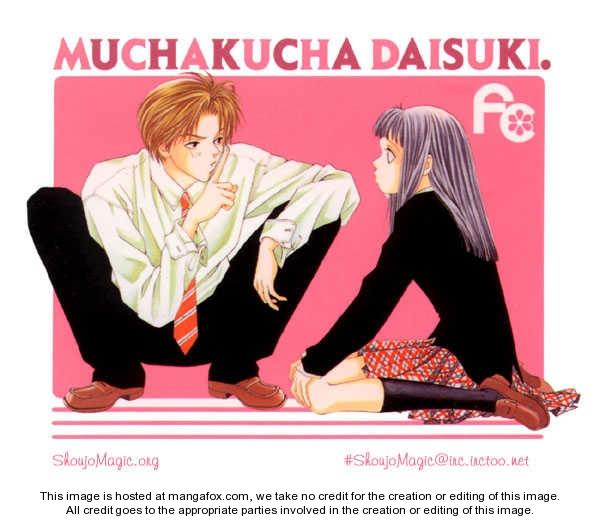 Mucha Kucha Daisuki 14.6 Page 1