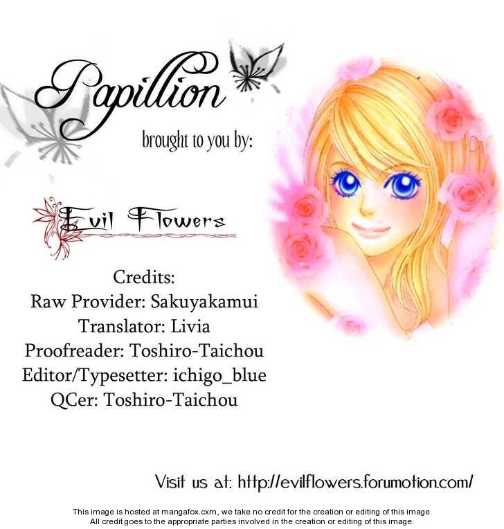 Papillon - Hana to Chou 8 Page 1