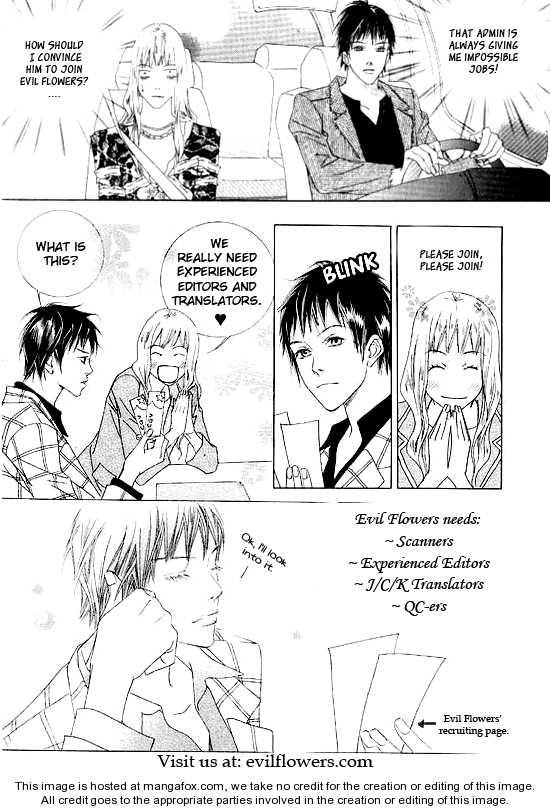 Papillon - Hana to Chou 19 Page 1