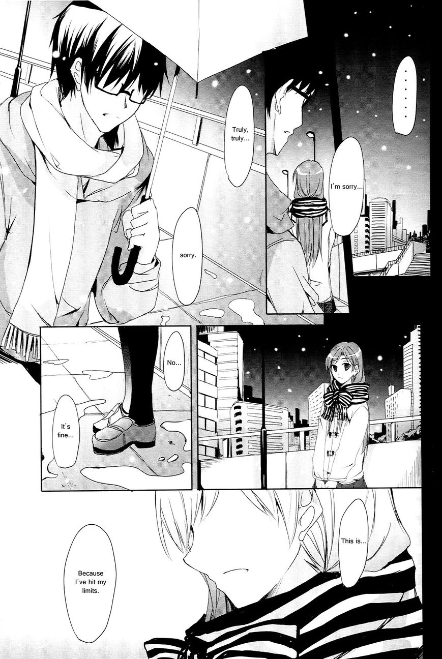 THE iDOLM@STER - Spring (Doujinshi) 2 Page 3