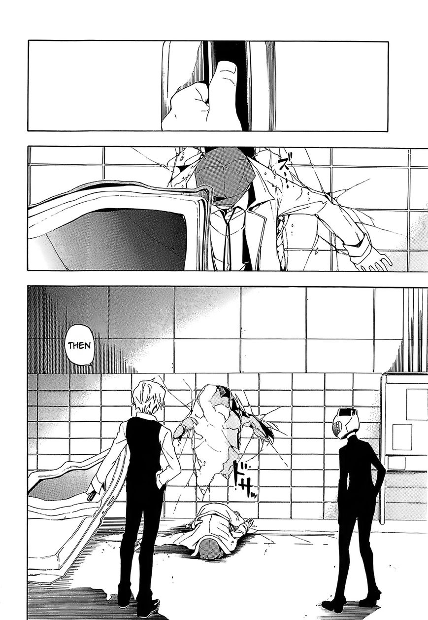 Durarara!! - Saikahen 9 Page 2
