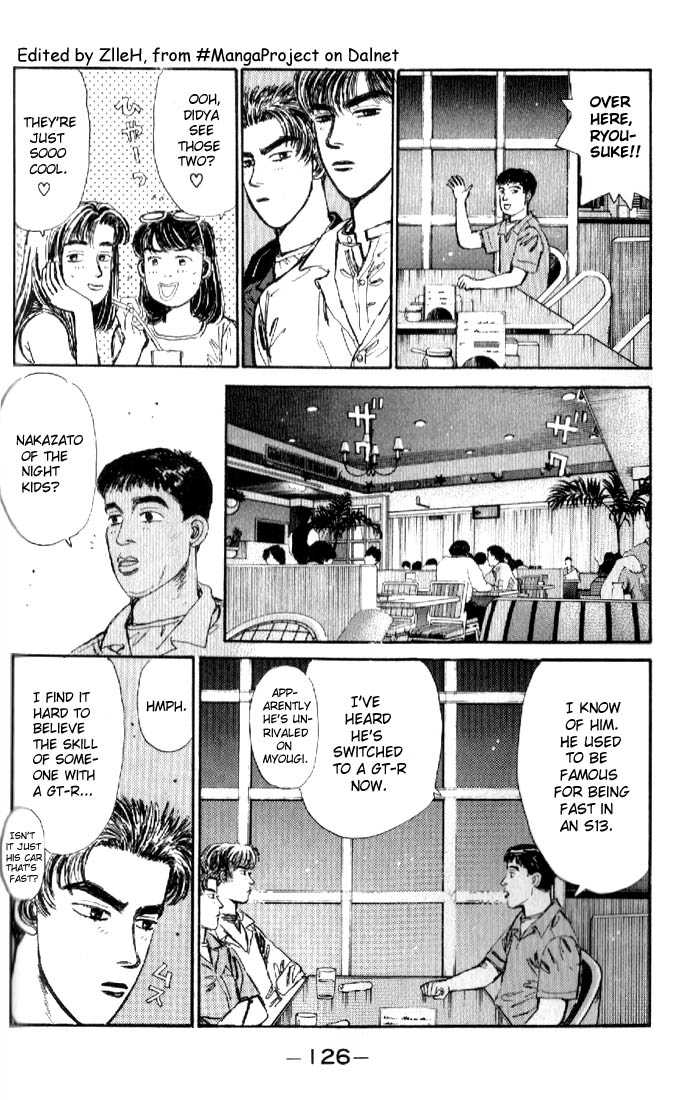 Initial D 17 Page 4