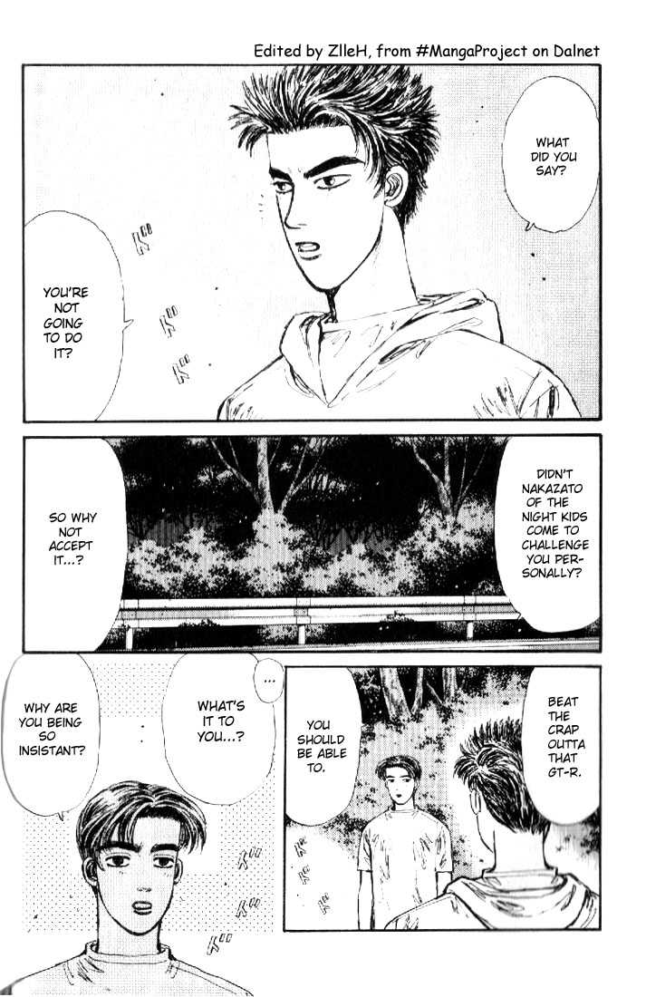 Initial D 19 Page 2