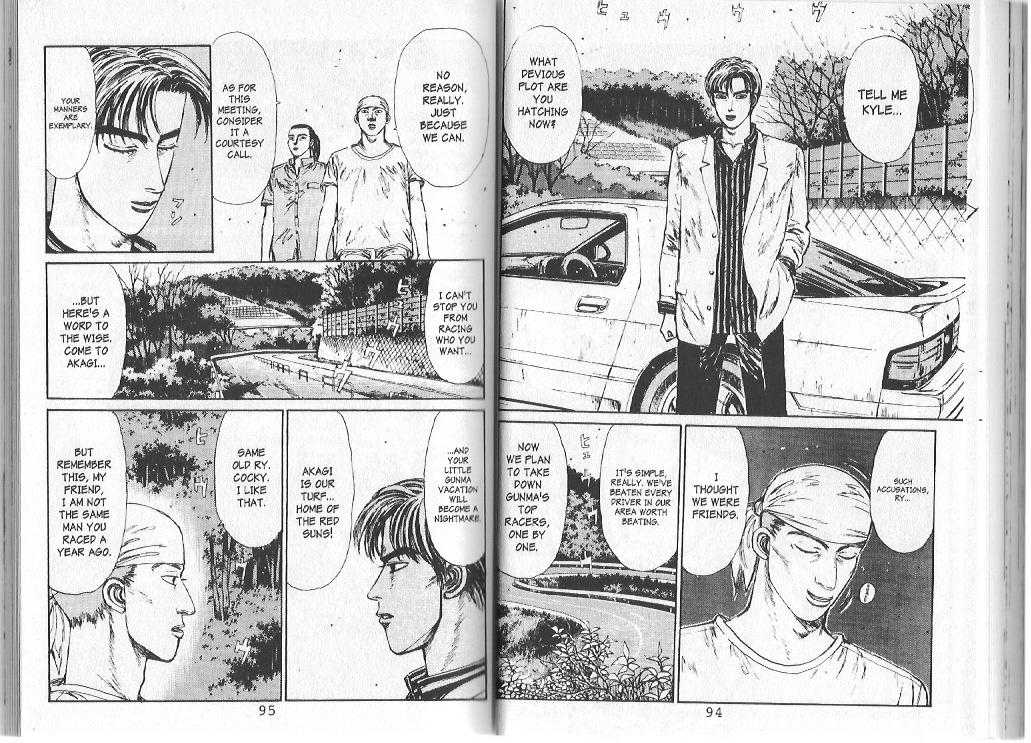 Initial D 81 Page 2
