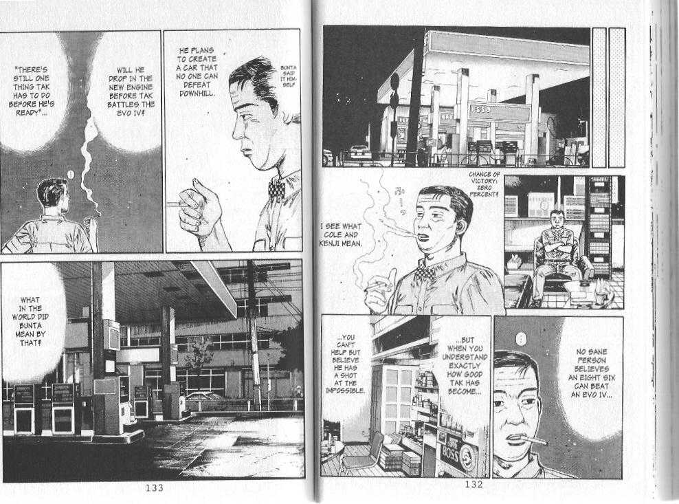 Initial D 83 Page 2