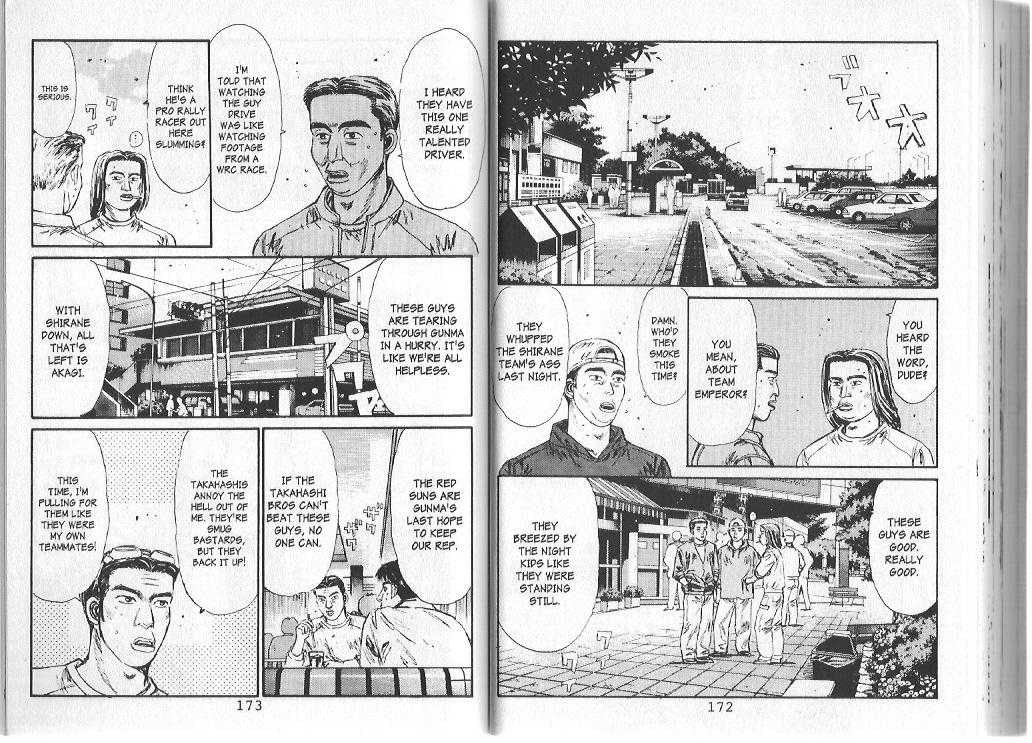 Initial D 85 Page 2