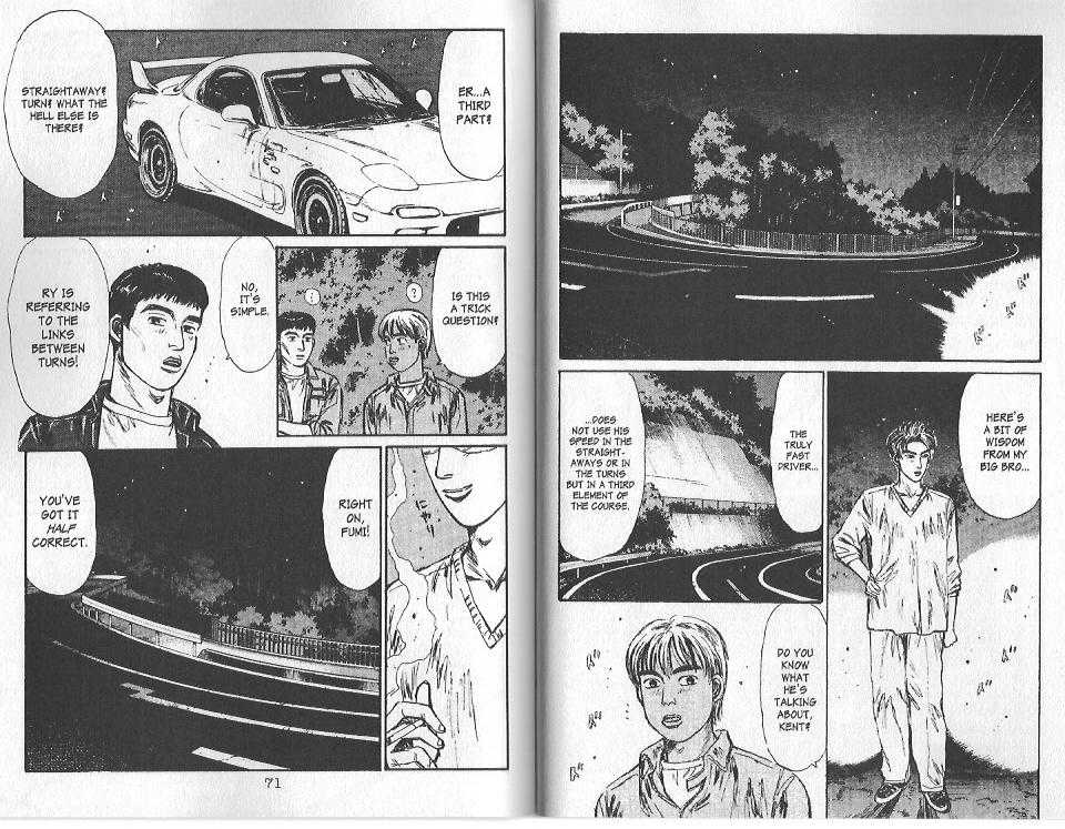 Initial D 91 Page 2
