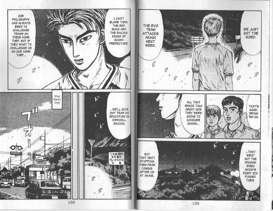 Initial D 94 Page 2