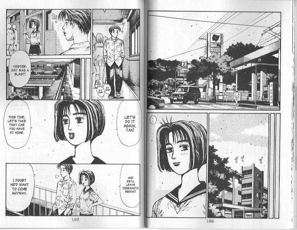 Initial D 97 Page 2