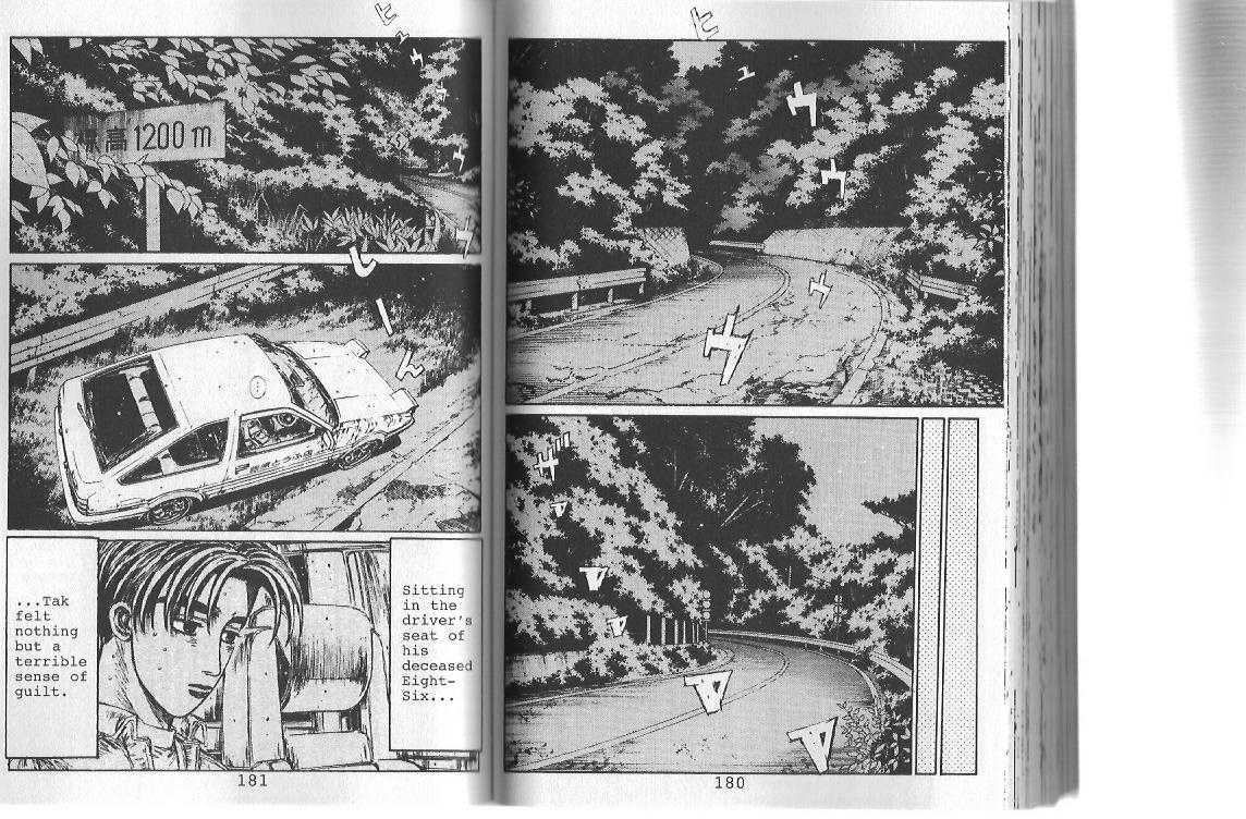 Initial D 108 Page 2