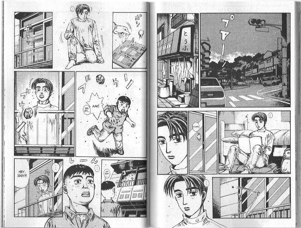 Initial D 110 Page 2