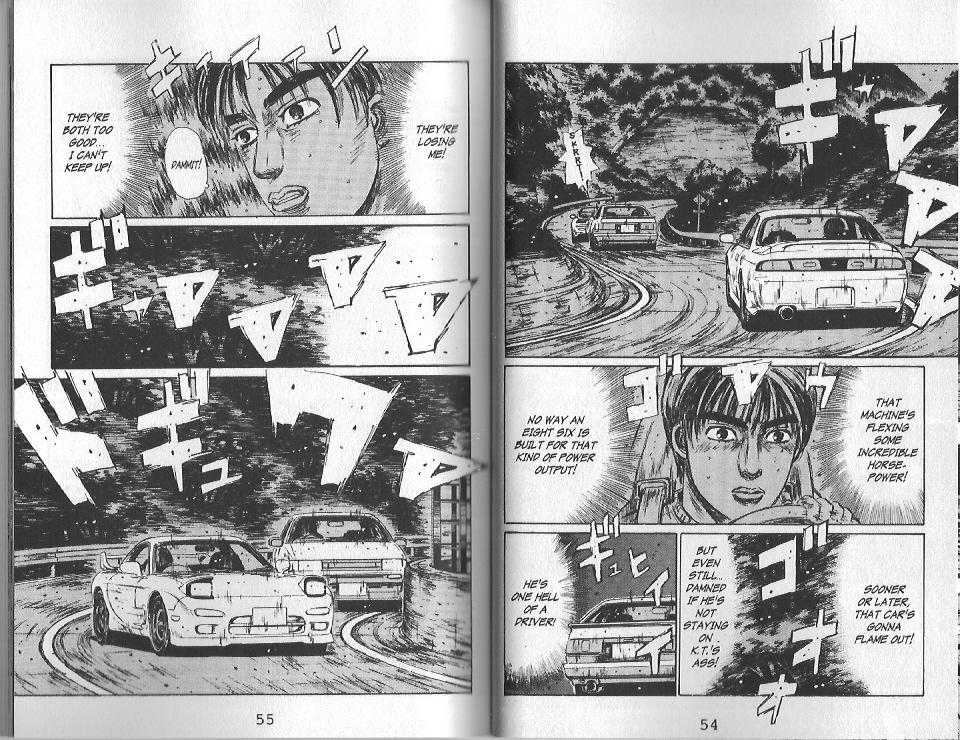 Initial D 124 Page 4