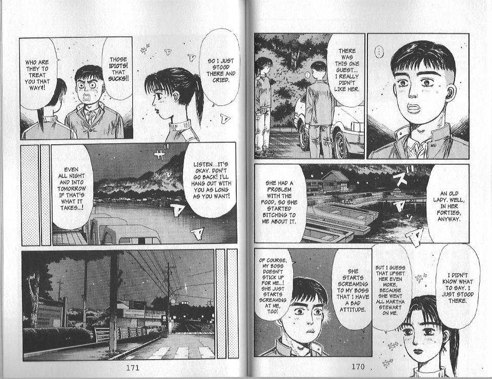 Initial D 131 Page 2