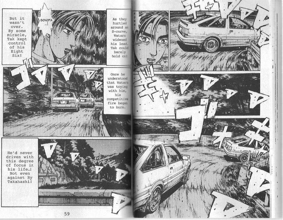 Initial D 136 Page 3
