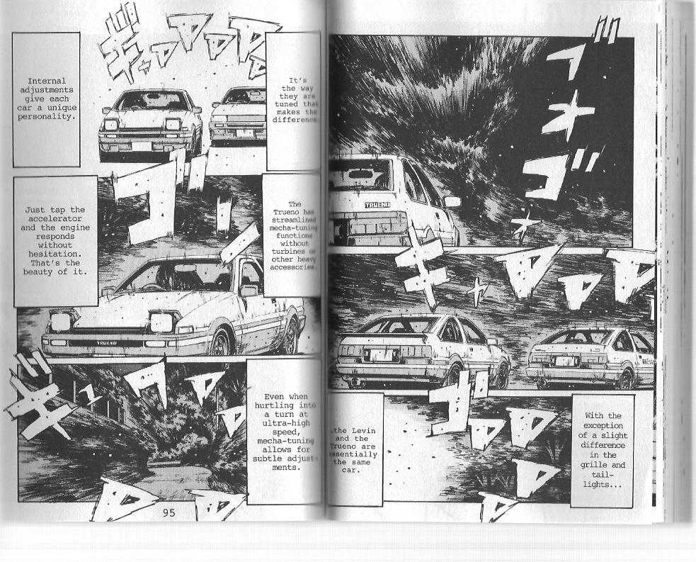 Initial D 138 Page 2