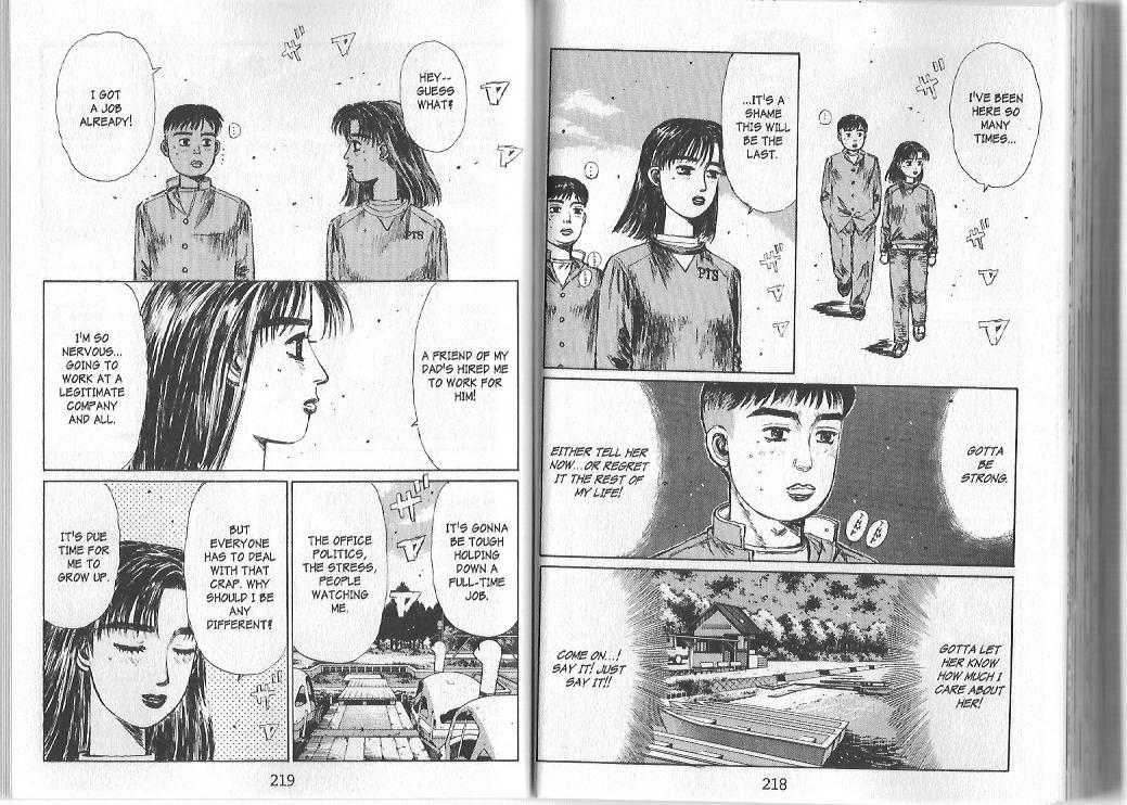 Initial D 145 Page 4