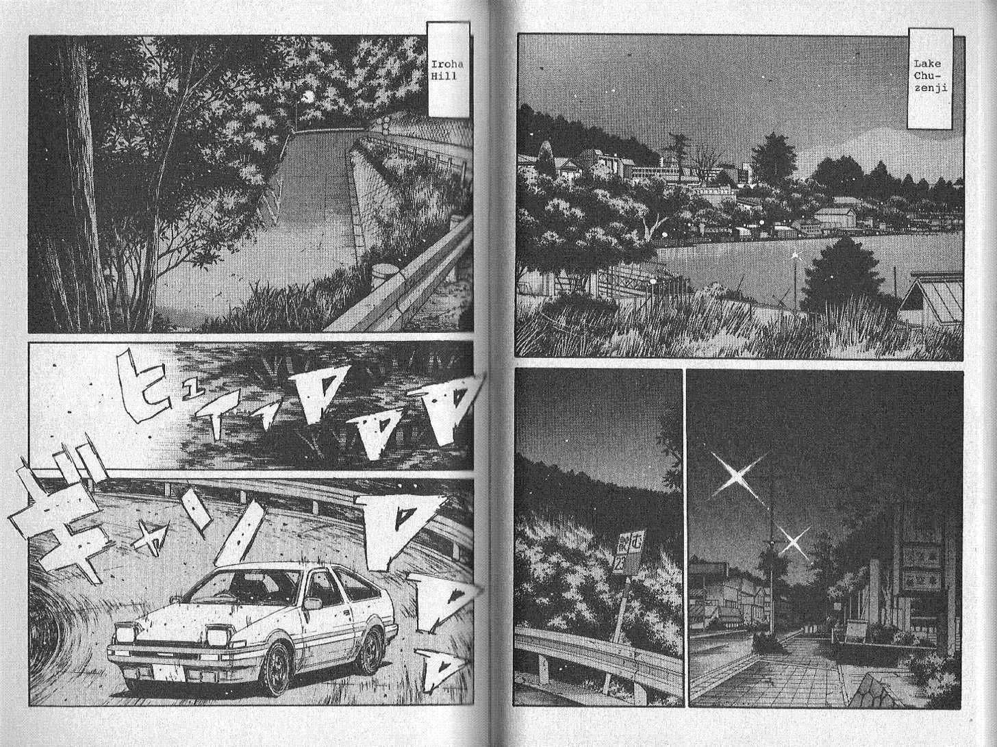 Initial D 149 Page 2