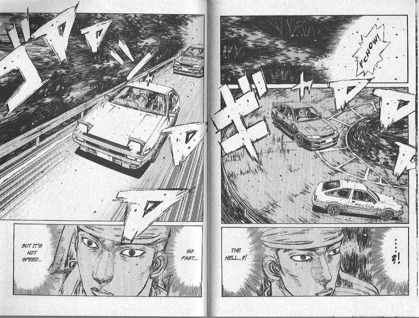 Initial D 151 Page 3