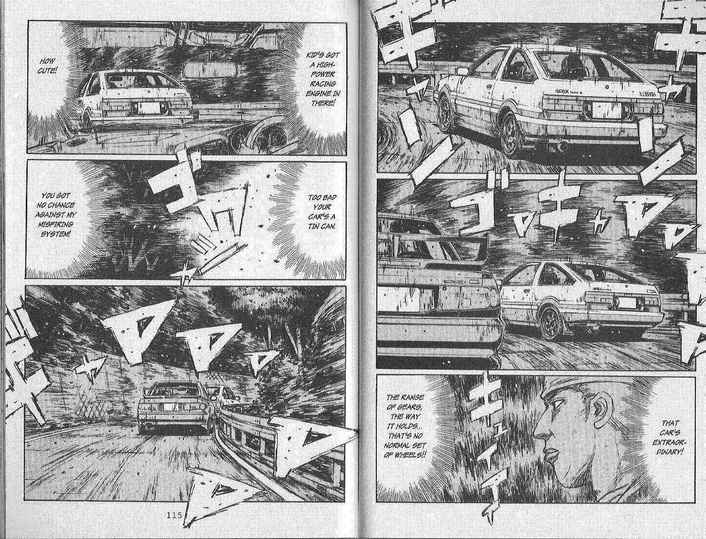 Initial D 152 Page 2