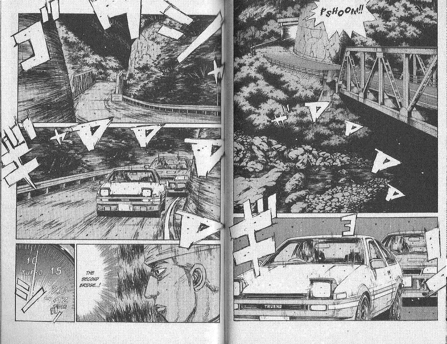 Initial D 155 Page 2