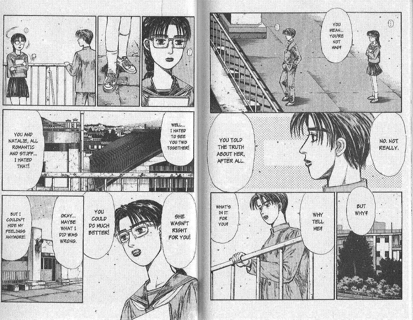 Initial D 158 Page 2