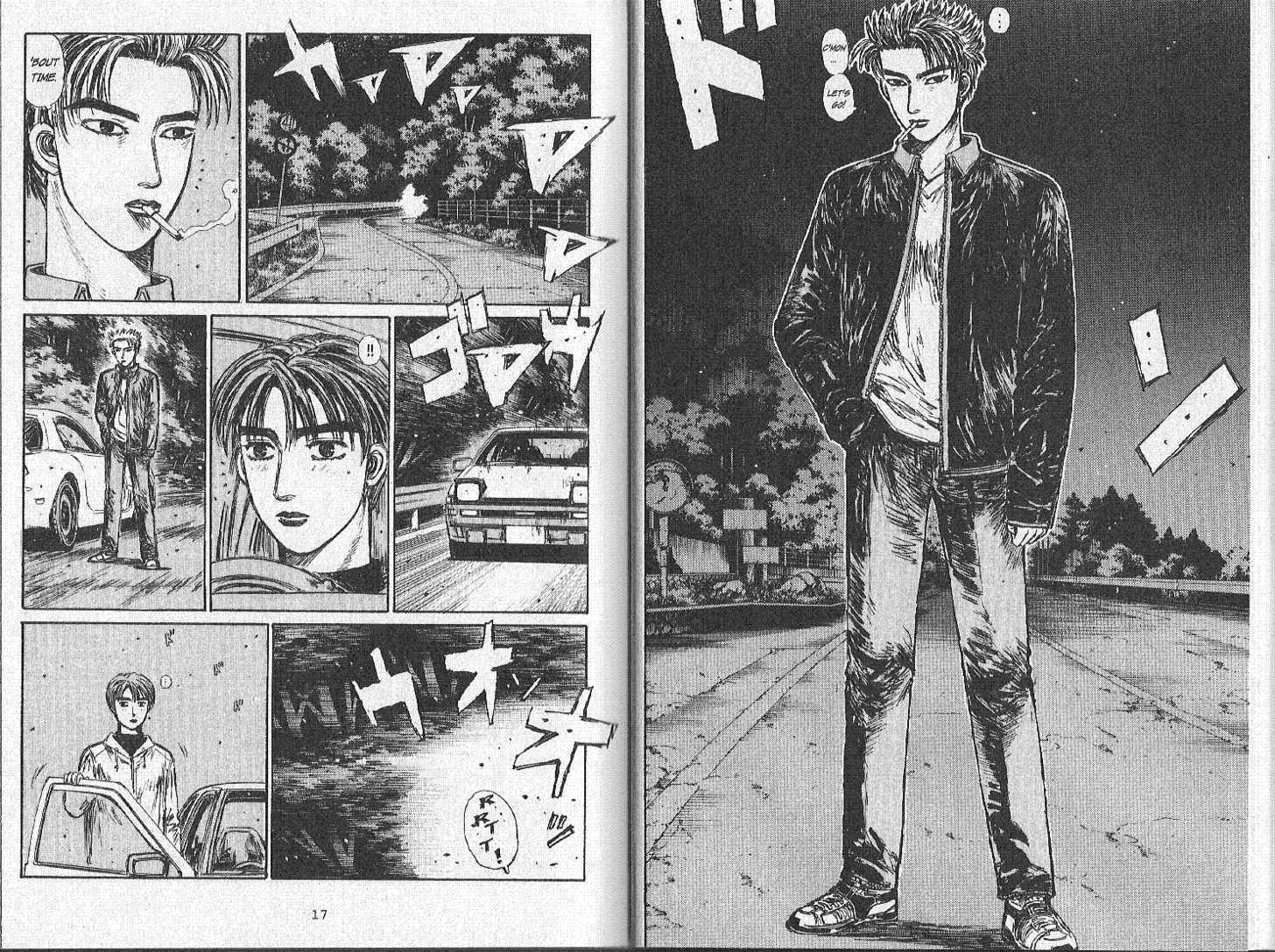 Initial D 159 Page 3