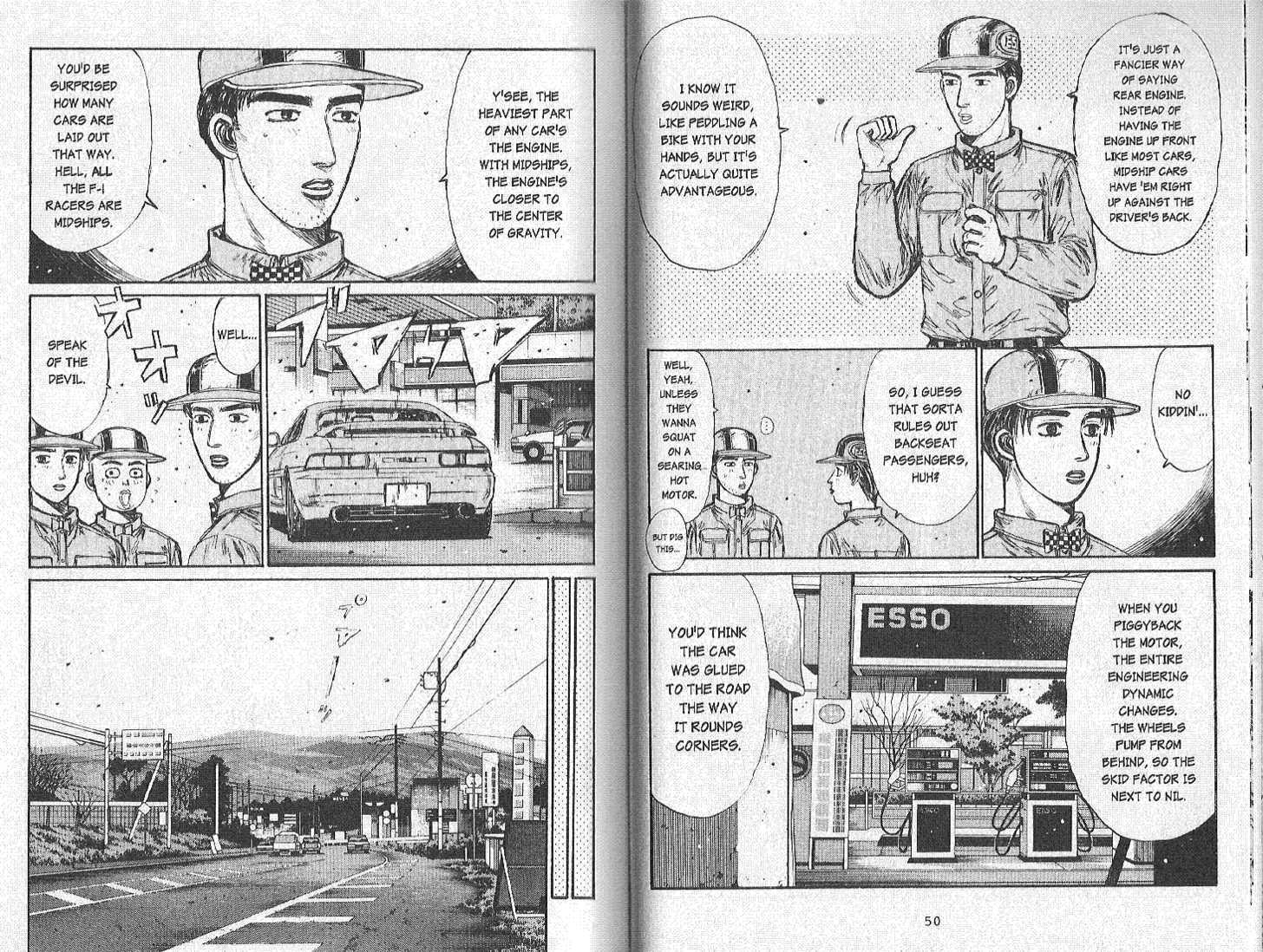 Initial D 161 Page 4