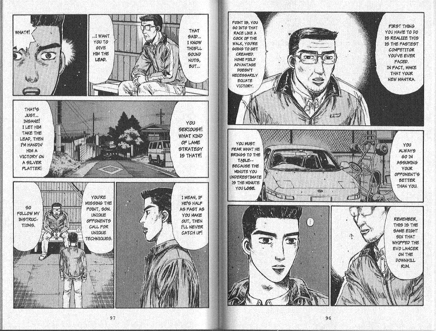 Initial D 164 Page 2