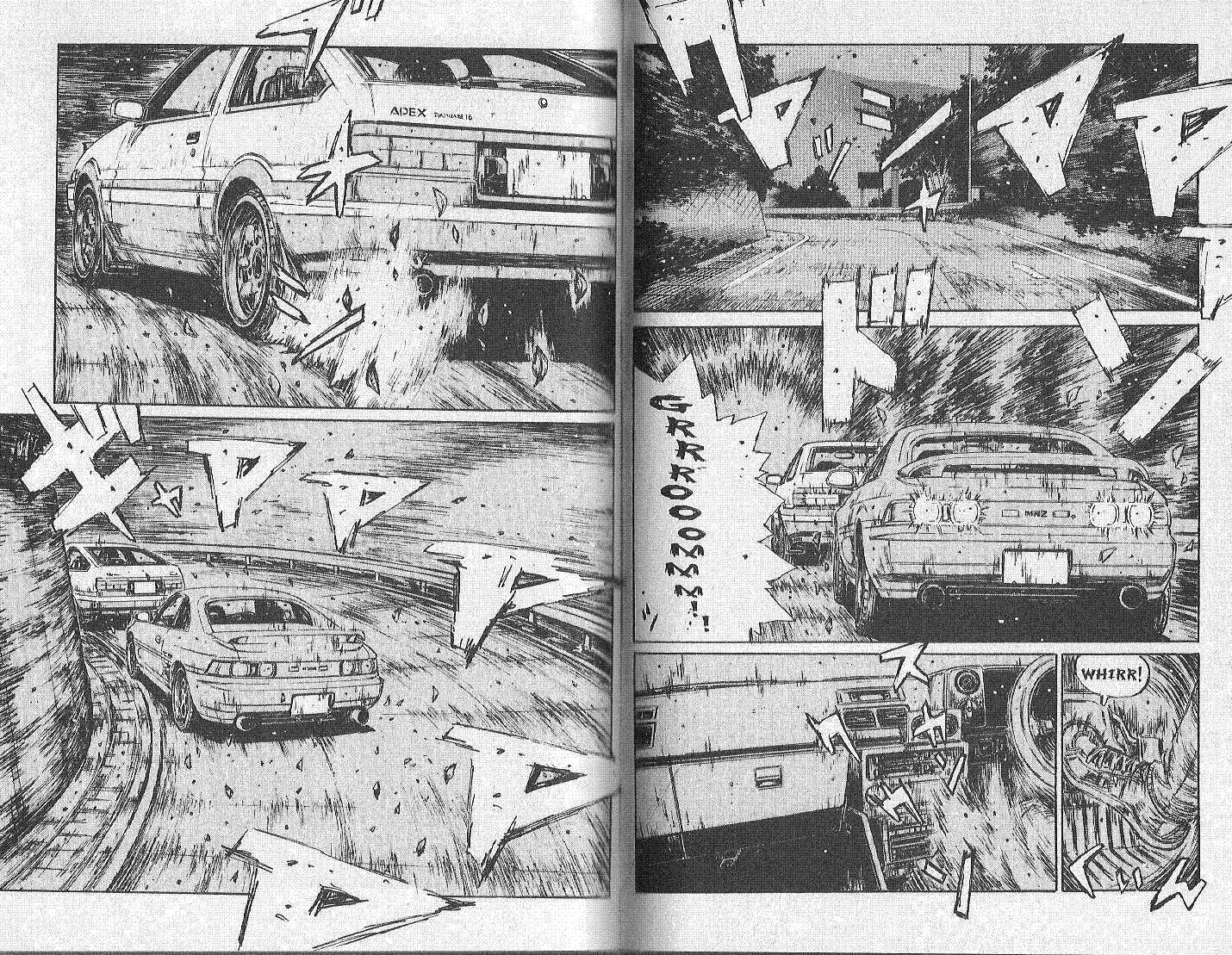 Initial D 165 Page 2