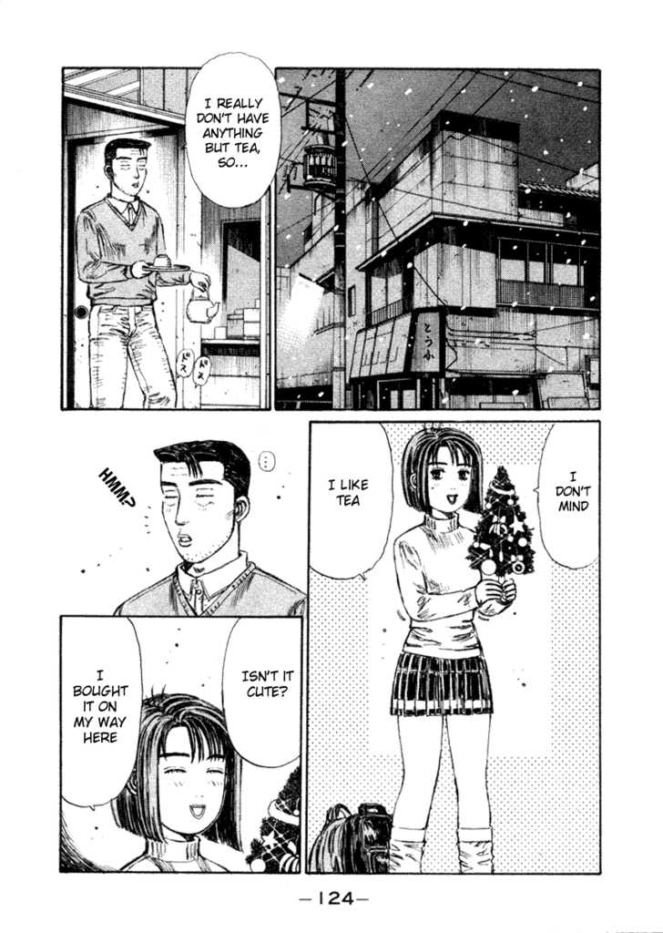Initial D 178 Page 2