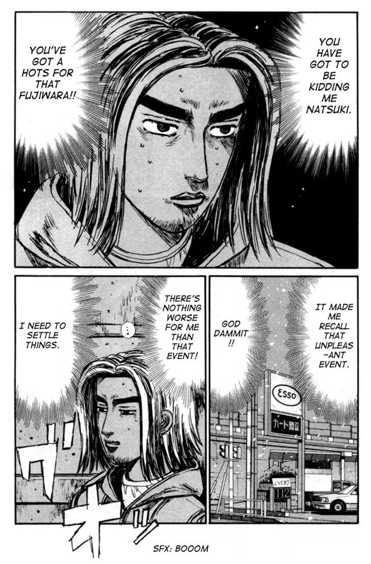 Initial D 182 Page 1