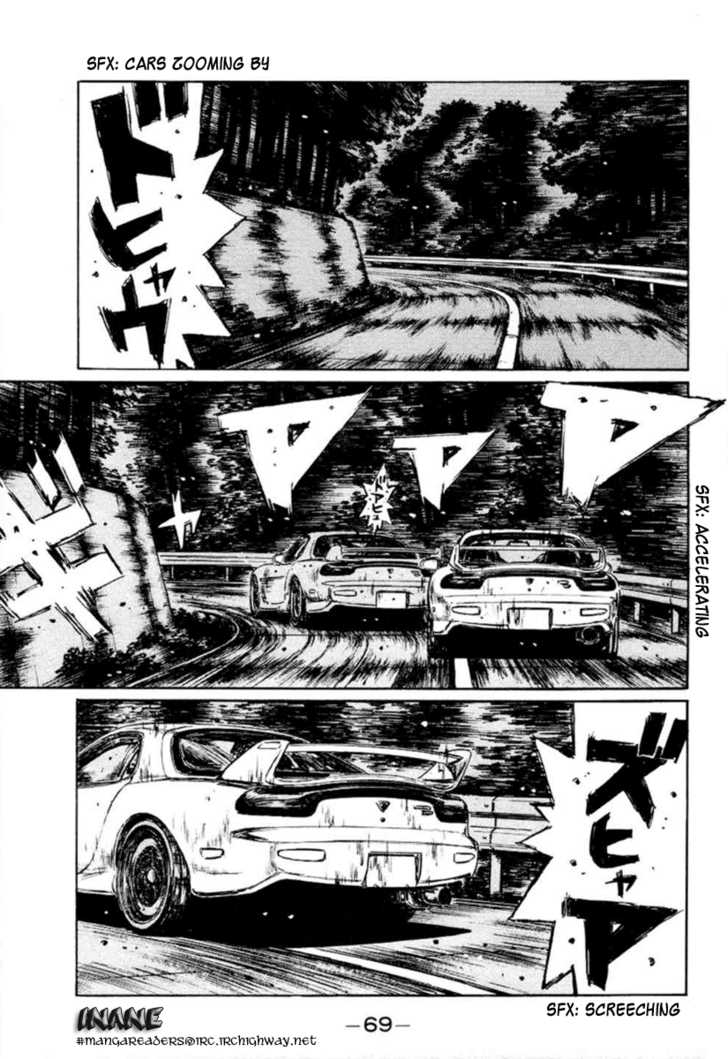 Initial D 278 Page 2