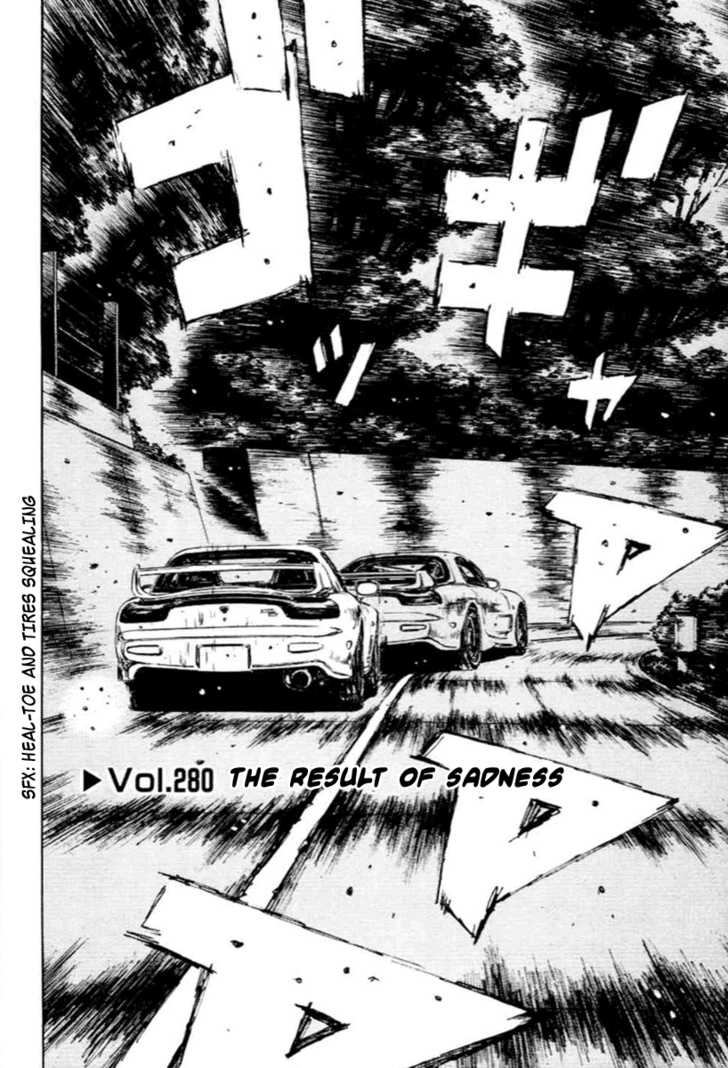 Initial D 280 Page 1