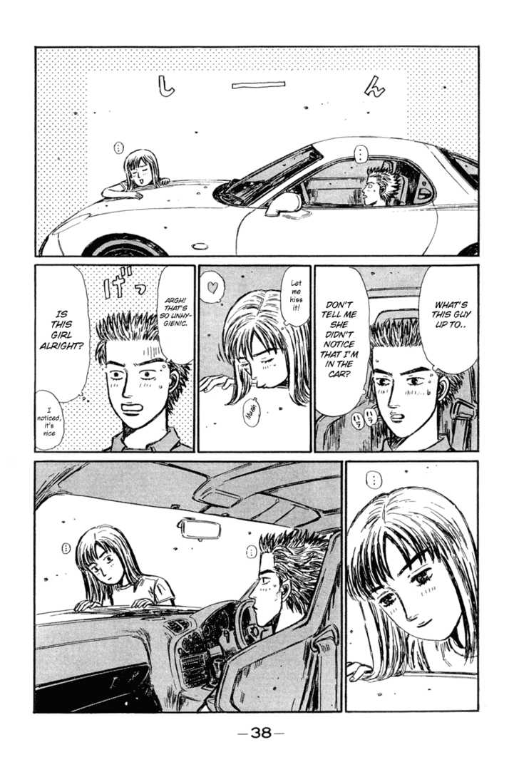 Initial D 292 Page 2