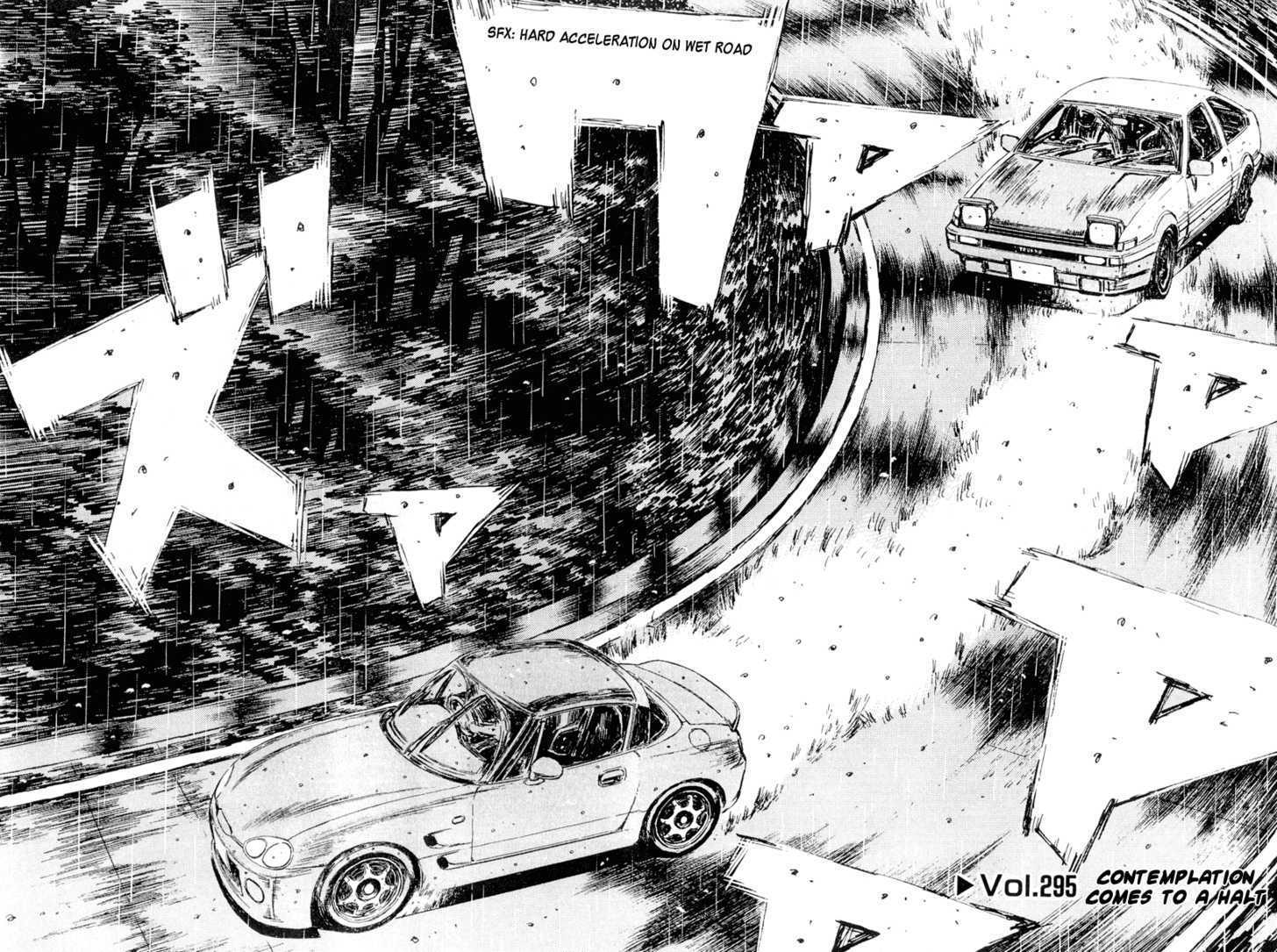 Initial D 295 Page 3