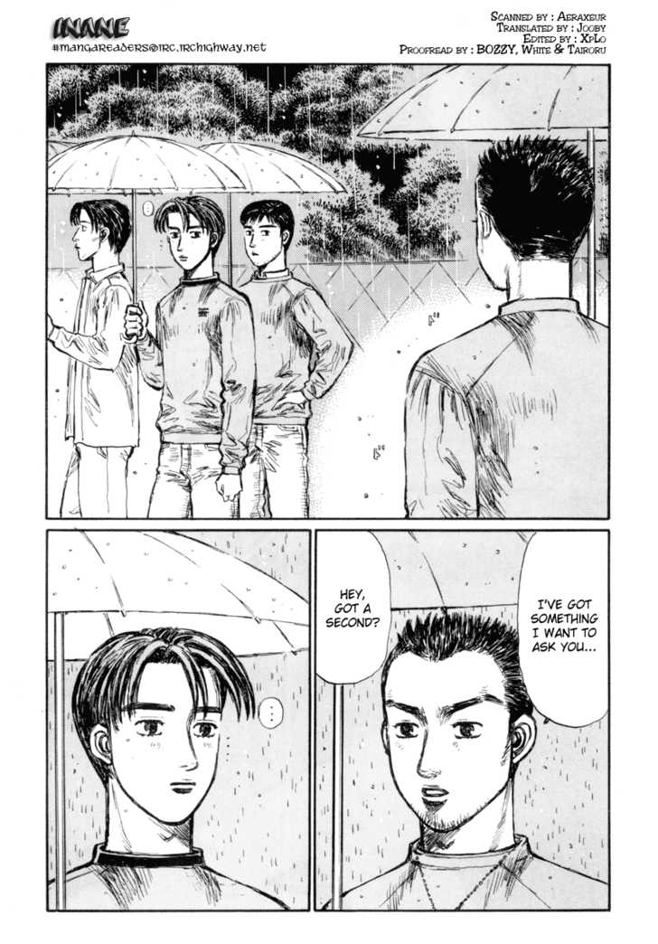 Initial D 309 Page 1