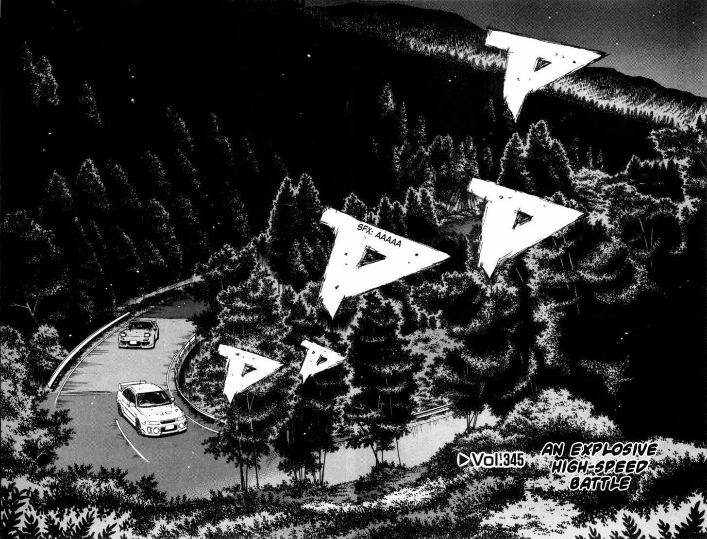 Initial D 345 Page 2