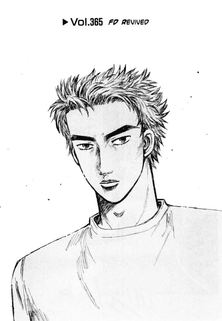 Initial D 365 Page 1