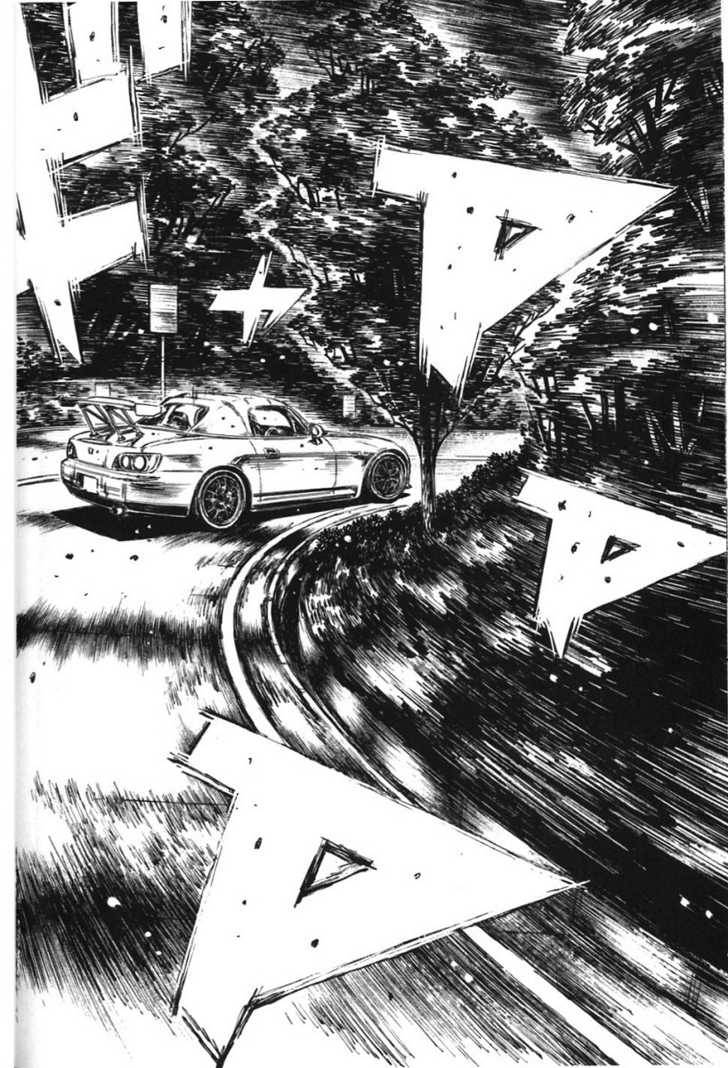 Initial D 385 Page 2