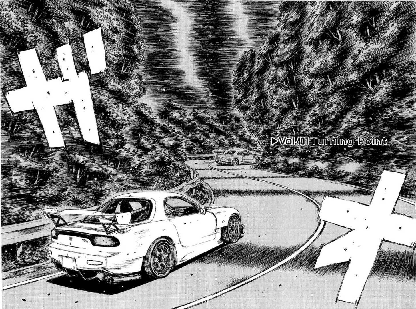 Initial D 401 Page 2